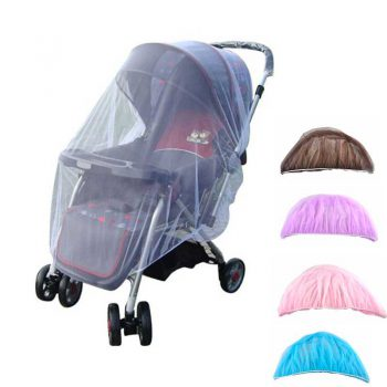 Useful Protective Breathable Mesh Baby Stroller Shield