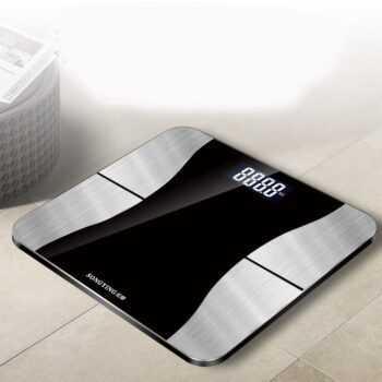 Loose Sakura Household Weighing Scale USB Charging Fat Scale Health Body Fat Scale Weighing Electronic Scale Customizable