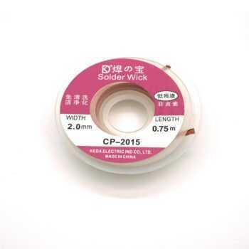 0.75 m/1.0m /1.5m Solder Wick Remover BGA Desoldering Wire Braid Mobile Phone Repair Welding Hand Tools
