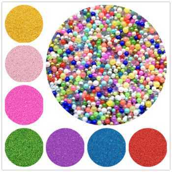 10 gram/bag 0.7mm Nail art mini caviar beads Rhinestone for Nails Colorful pixie microbeads decoration Crystal for nail